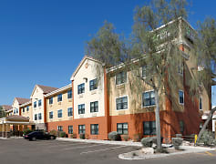 Building, Furnished Studio - Phoenix - Chandler, 0