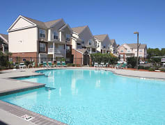 Pool, Bridgewater Park Apartments, 0