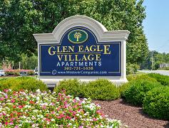 Community Signage, Glen Eagle Village, 0
