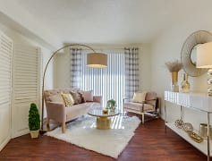 Living Room, Canyon Square Townhomes, 0