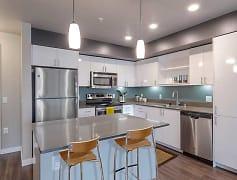 Kitchen - Sleek Style (One Bedroom)
