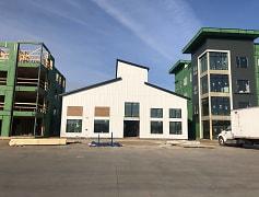 Building, District Apartments, 0