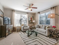 Living Room, Brewster Commons at River Chase, 0
