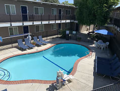 Pool, Pennsylvania Place Apartments, 0