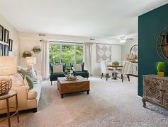 Living Room, Streamside, 0
