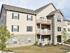 Building, Copper Creek Apartments, 0