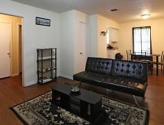 Living Room, Camellia Apartments, 0