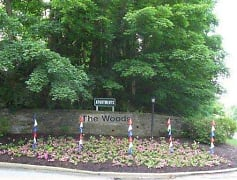 Community Signage, The Woods Of Oakbrook, 0