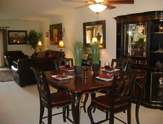 Dining Room, Colonial Estates, 0
