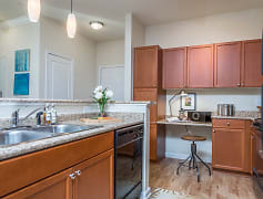 Kitchen, View at Legacy Oaks, 0