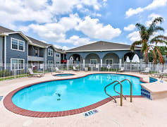 Pool, Redbud Place Apartments, 0