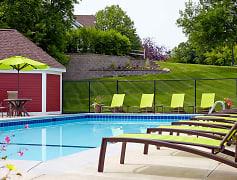 Pool, Bass Lake Hills Townhomes, 0