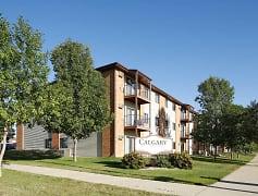 Building, Calgary Apartments, 0
