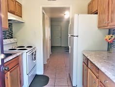Kitchen, Quail Ridge Apartments, 0