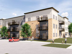 Glen Pond Additions Apartments Rendering