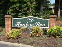 Community Signage, Hunters Run, 0