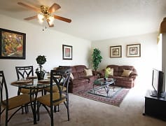 Living Room, Gretna Park Apartment Homes, 0