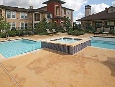 Pool, Highland Villas Apartments, 0