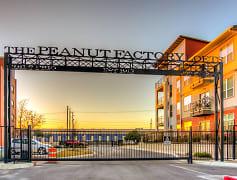 Community Signage, Peanut Factory Lofts, 0