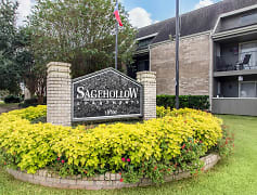 Community Signage, Sage Hollow Apartments, 0