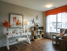 Living Room, Saybrook Station, 0