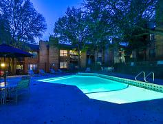 Pool, Settlers Creek, 0