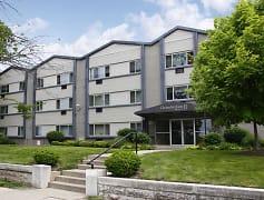 Building, Chamberlain Apartments I & II, 0
