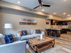 Living Room, Riverside Park Apartments, 0