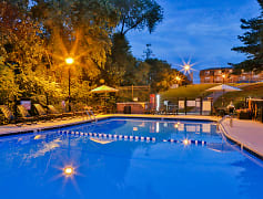 Pool, Cedar Point Apartments, 0