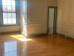 Living Room, Crocker House, 0
