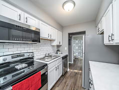 Kitchen, TEAK Apartments, 0
