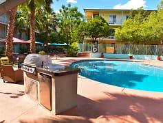 Pool, Sahara Apartments, 0