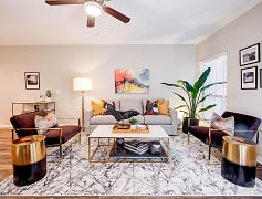 Living Room, Canyon Springs at Bull Creek, 0