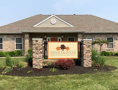 Community Signage, Shenandoah Properties, 0