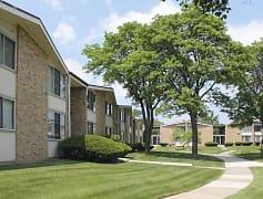 Building, Oakwood Villa, 0