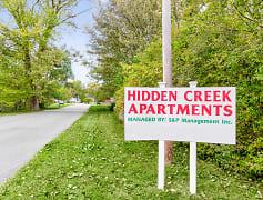 Community Signage, Hidden Creek, 0
