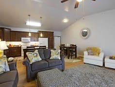 Living Room, Altoona Towers, 0