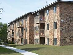 Building, Brookwood Apartments, 0