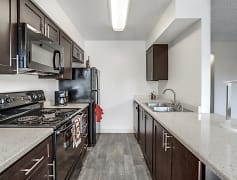 Kitchen, Parkside Commons, 0