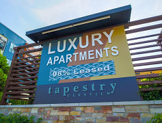 Community Signage, Tapestry Glenview, 0