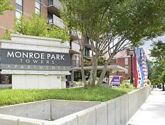 Community Signage, Monroe Park Towers, 0
