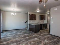 Living Room, Tiger Way Apartments, 0