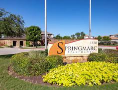 Community Signage, Springmarc Apartments, 0