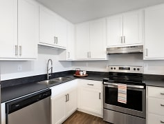 Kitchen, Tylia Apartments, 0