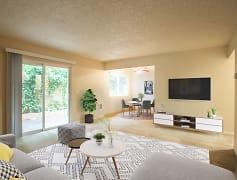 Living Room, Menlo Park, 0