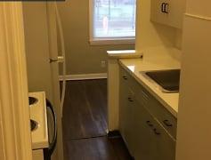Kitchen, Shaker Hall Apartments, 0