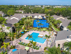 Aerial view of our Harper Grand apartments in Orlando, FL.