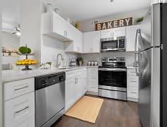 Kitchen, Flatiron District at Austin Ranch, 0