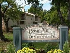 Community Signage, Pecan Valley Apartments, 0