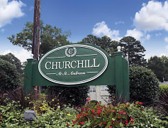 Community Signage, Churchill At St. Andrews, 0